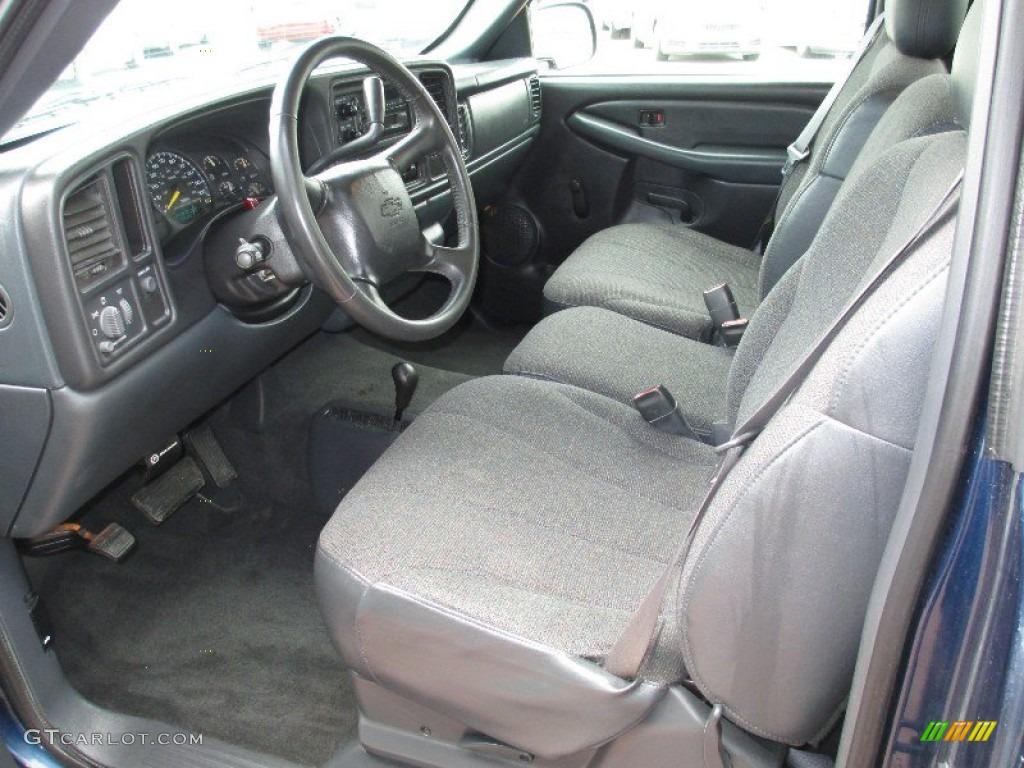 1999 Chevrolet Silverado 1500 Ls Regular Cab 4x4 Interior Color Photos