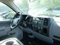 2013 Black Chevrolet Silverado 1500 Work Truck Regular Cab 4x4  photo #3