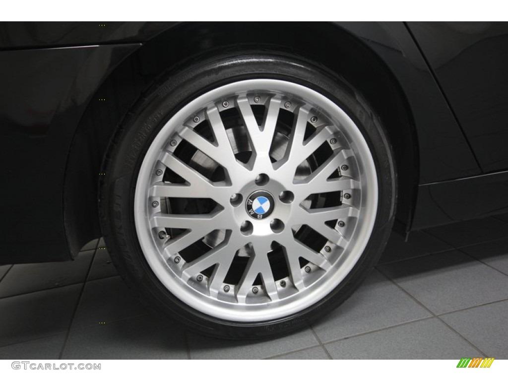 2008 BMW 7 Series 750Li Sedan Custom Wheels Photos   GTCarLot.com