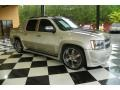 Summit White 2007 Chevrolet Avalanche LTZ