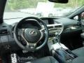 Black/Ebony Birds Eye Maple Dashboard Photo for 2013 Lexus RX #80727600