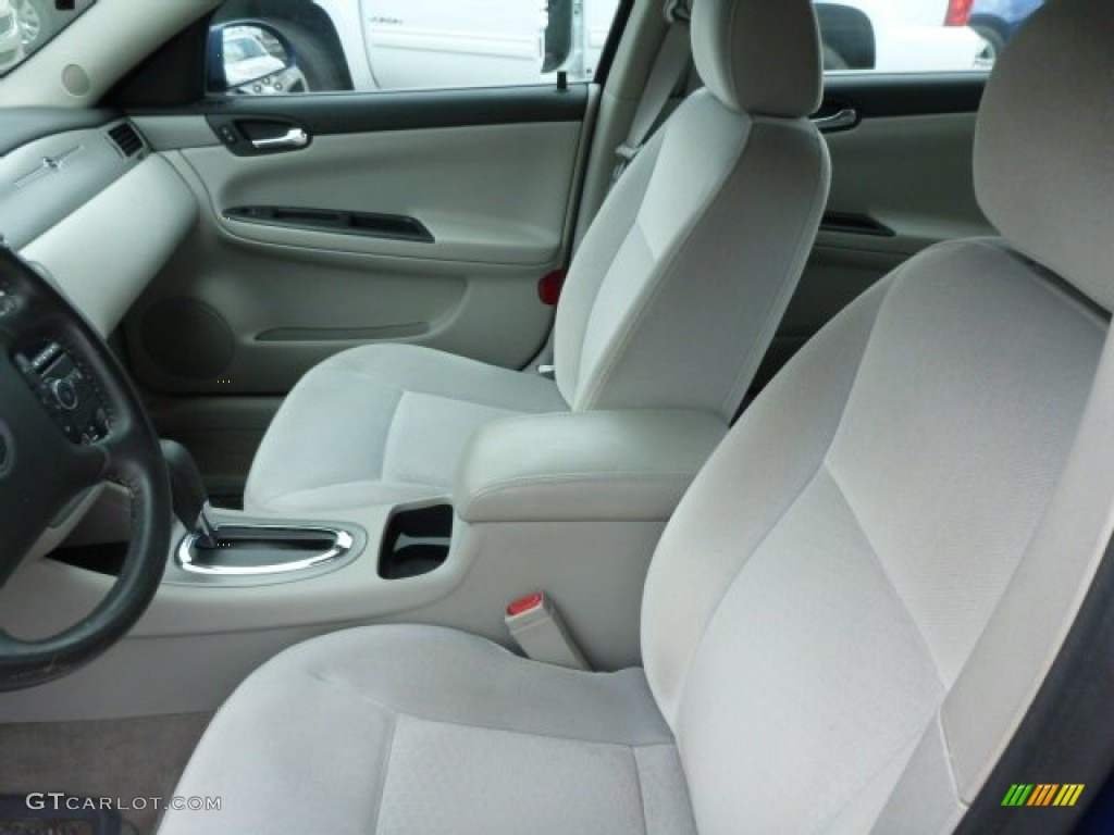 Gray Interior 2006 Chevrolet Impala Lt Photo 80729811