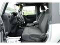 2011 Bright Silver Metallic Jeep Wrangler Sport S 4x4  photo #16