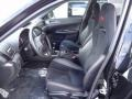 STi Black Alcantara/Carbon Black Interior Photo for 2012 Subaru Impreza #80738310