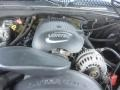 2002 Medium Charcoal Gray Metallic Chevrolet Silverado 1500 LT Extended Cab 4x4  photo #25