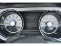 2010 Ford Mustang Stone Interior Gauges Photo
