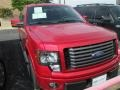 Red Candy Metallic 2012 Ford F150 FX2 SuperCrew