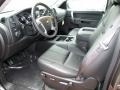 2013 Mocha Steel Metallic Chevrolet Silverado 1500 LT Crew Cab 4x4  photo #18