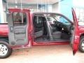 2013 Deep Ruby Metallic Chevrolet Silverado 1500 LT Extended Cab 4x4  photo #21