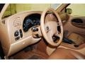 Medium Oak 2003 Chevrolet TrailBlazer Interiors