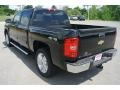 2013 Black Chevrolet Silverado 1500 LTZ Crew Cab 4x4  photo #4