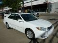 Super White 2003 Toyota Camry Gallery