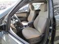 Beige Front Seat Photo for 2013 Hyundai Santa Fe #80773555