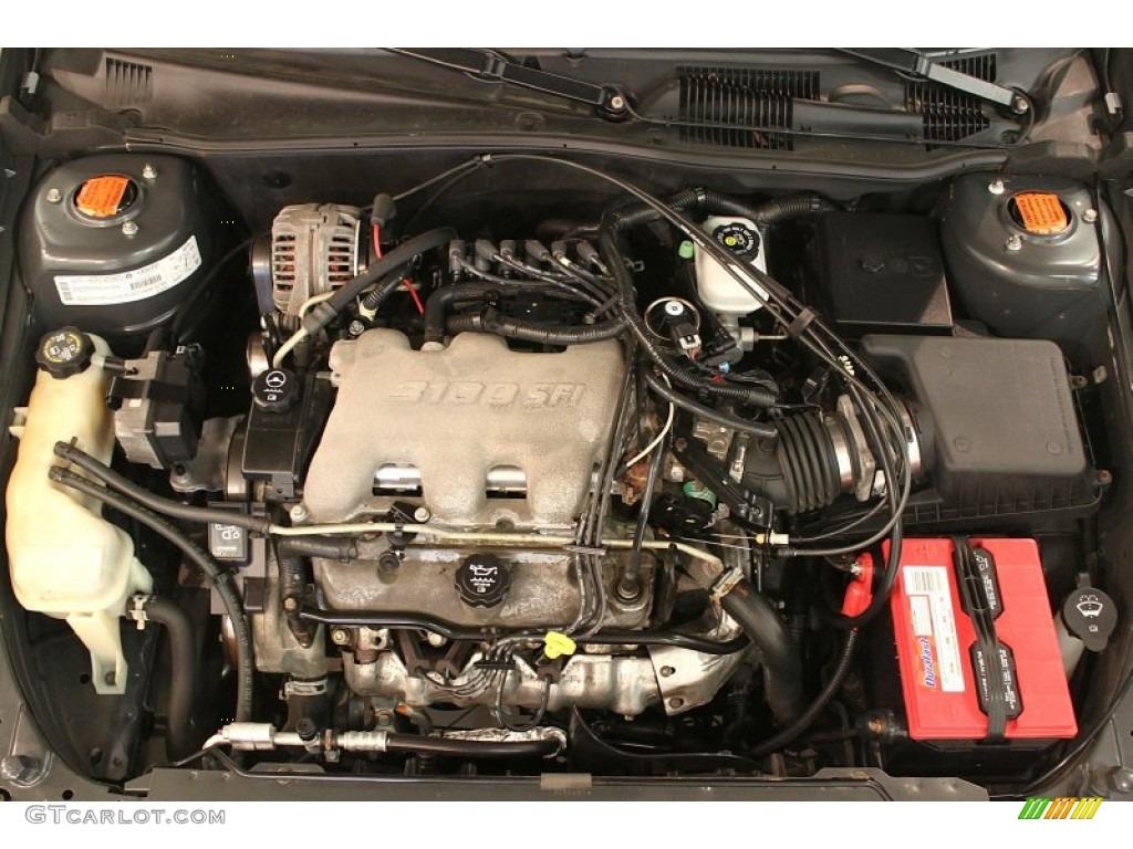 2003 Chevrolet Malibu Sedan Engine Photos | GTCarLot.com