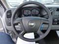 2013 Silver Ice Metallic Chevrolet Silverado 1500 Work Truck Regular Cab  photo #9