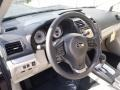 Ivory Dashboard Photo for 2013 Subaru Impreza #80786014