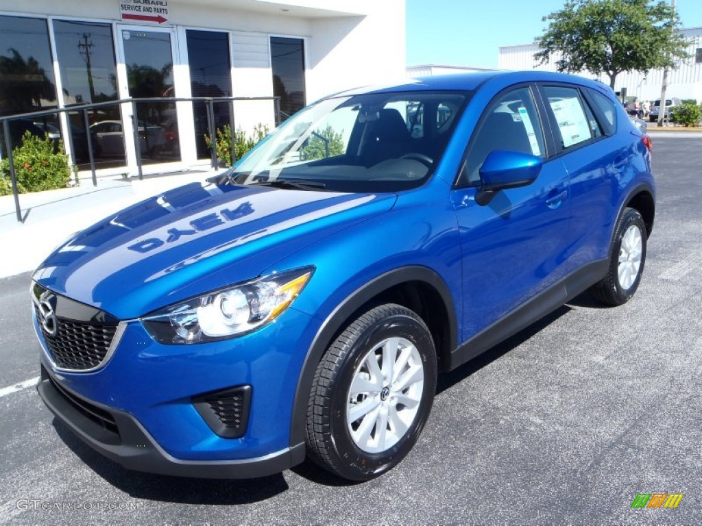 sky blue mica 2014 mazda cx 5 sport exterior photo 80788240