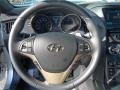 2013 Platinum Metallic Hyundai Genesis Coupe 2.0T Premium  photo #13