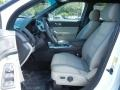 2013 Ford Explorer Medium Light Stone Interior Front Seat Photo