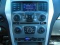 2013 Ford Explorer Medium Light Stone Interior Controls Photo