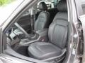 Front Seat of 2012 Sportage SX AWD