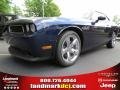 2013 Jazz Blue Pearl Dodge Challenger SXT  photo #1