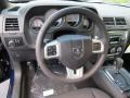 2013 Jazz Blue Pearl Dodge Challenger SXT  photo #7