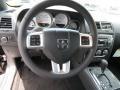 2013 Granite Crystal Metallic Dodge Challenger SXT  photo #7