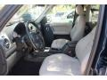 Taupe Interior Photo for 2002 Jeep Liberty #80813995