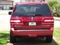 2007 Vivid Red Metallic Lincoln Navigator Ultimate  photo #3