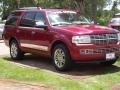 2007 Vivid Red Metallic Lincoln Navigator Ultimate  photo #6
