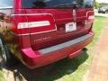 2007 Vivid Red Metallic Lincoln Navigator Ultimate  photo #9
