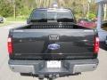 2012 Tuxedo Black Metallic Ford F250 Super Duty Lariat SuperCab 4x4  photo #3