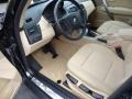 2005 BMW X3 Sand Beige Interior Interior Photo