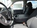 2013 Silver Ice Metallic Chevrolet Silverado 1500 LT Crew Cab 4x4  photo #10
