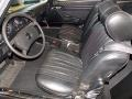 1976 SL Class 450 SL Roadster Black Interior