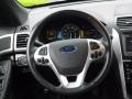 Pecan/Charcoal Steering Wheel Photo for 2011 Ford Explorer #80845484