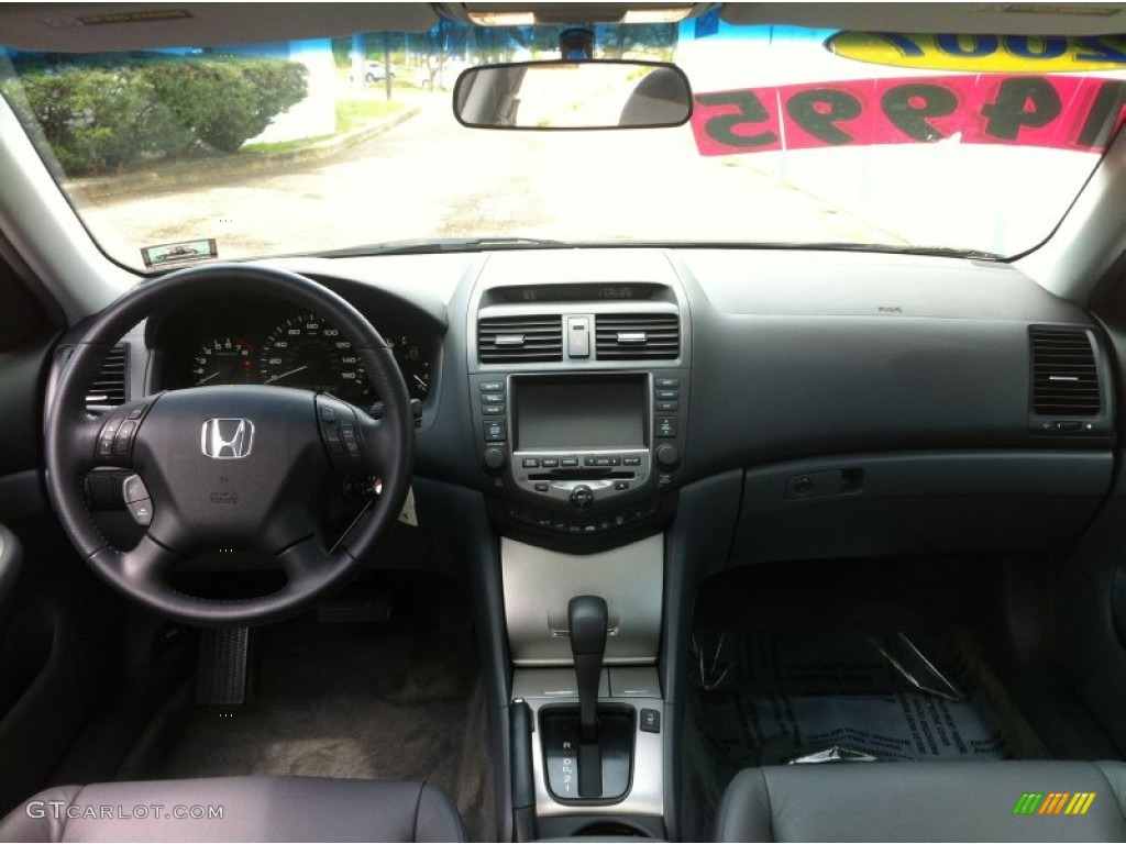 2007 Honda Accord Ex Sedan Dashboard Photos Gtcarlot Com