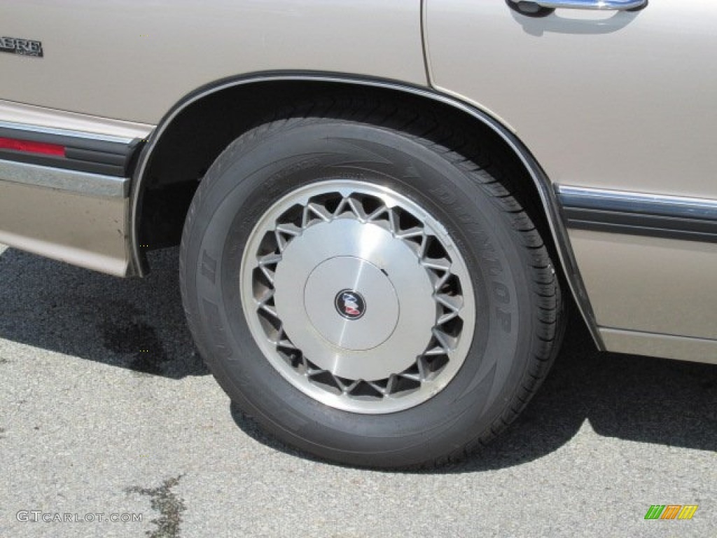 1995 Buick LeSabre Custom Wheel Photos