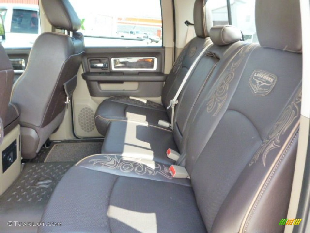 2011 dodge ram 2500 hd laramie longhorn crew cab 4x4 - Dodge ram 2500 laramie longhorn interior ...