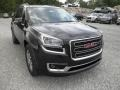 2013 Iridium Metallic GMC Acadia SLT  photo #2