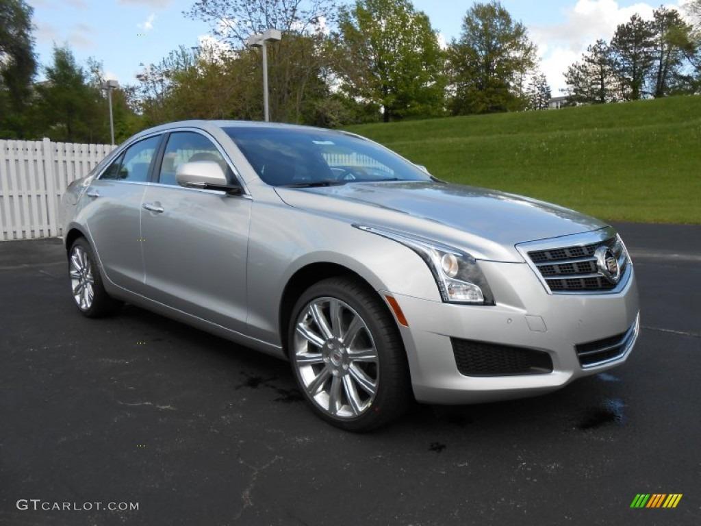 2013 Cadillac Ats 2 0l Turbo Luxury Awd Exterior Photos