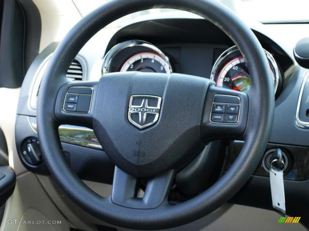 2013 Dodge Grand Caravan Se Steering Wheel Photos