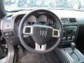 Dark Slate Gray Steering Wheel Photo for 2012 Dodge Challenger #80863363