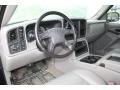 2007 Chevrolet Silverado 1500 Light Titanium/Dark Titanium Gray Interior Prime Interior Photo