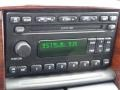 2004 Ford Explorer Midnight Grey Interior Audio System Photo