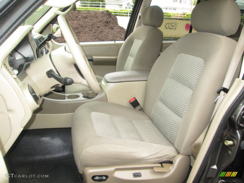 2005 Ford Explorer Sport Trac Xlt 4x4 Interior Photos