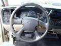 Tan Steering Wheel Photo for 2004 Chevrolet Silverado 1500 #80873791