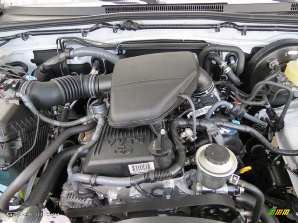 2013 Toyota Tacoma SR5 Prerunner Double Cab 2.7 Liter DOHC ...