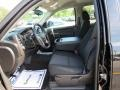 Ebony Interior Photo for 2013 Chevrolet Silverado 1500 #80881180